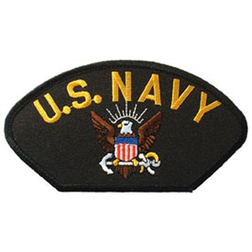 Patch-Usn Hat Logo