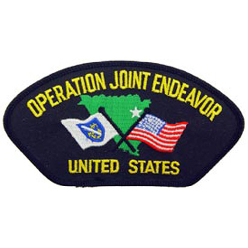 Patch-Hat Oper.Joint