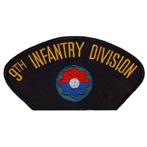 Patch-Army Hat 009th Inf