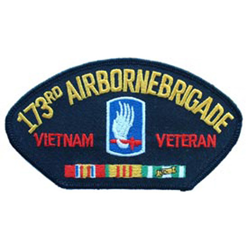 Patch-Viet Hat Usar 173rd