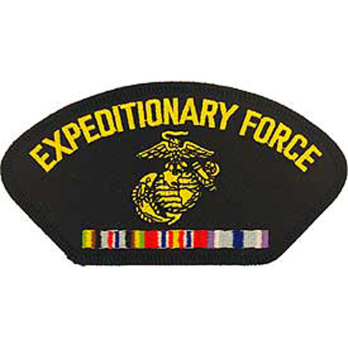 Patch-Usmc Hat Exped
