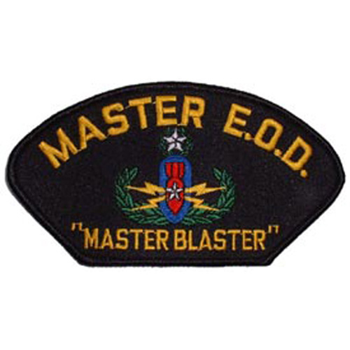 Patch-Hat Master Eod