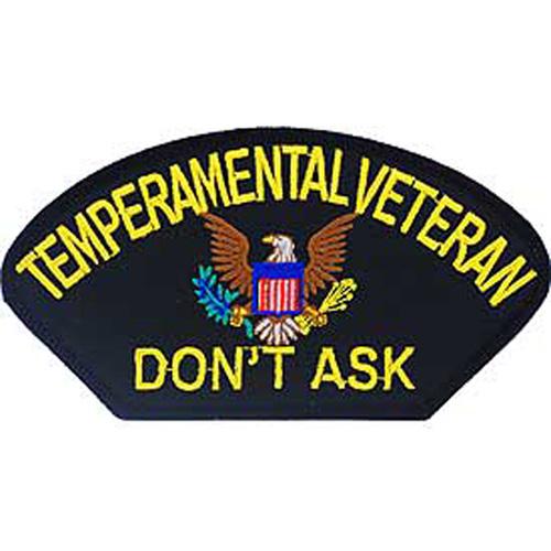 Patch-Fun Temperamental