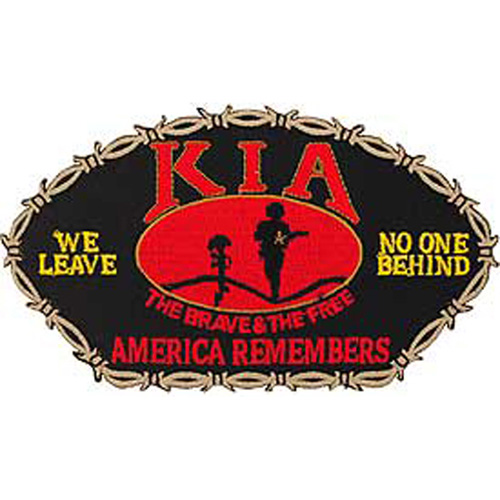Patch-Kia Hat We Leave No