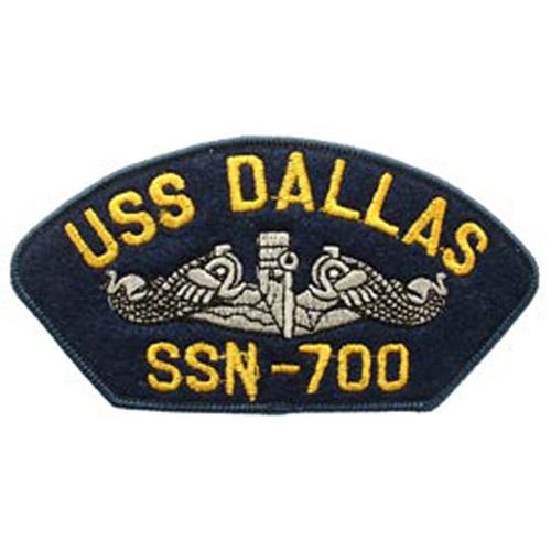 Patch-Usn Hat Uss Dallas