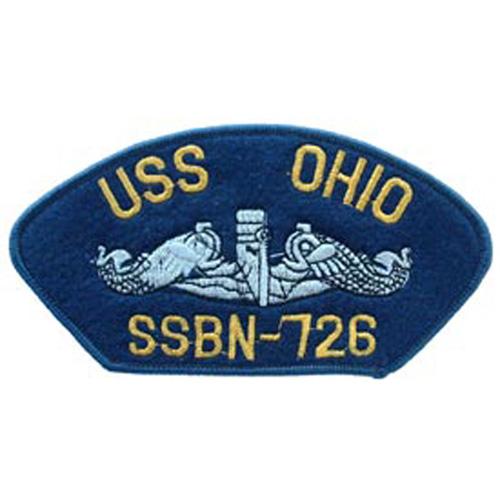 Patch-Usn Hat Uss Ohio