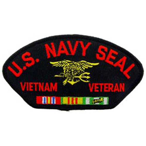 Patch-Viet Hat Usn Seal