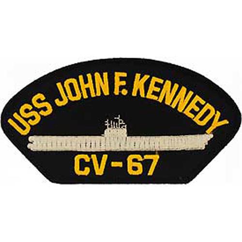 Patch-Usn Uss Jfk Cv-67