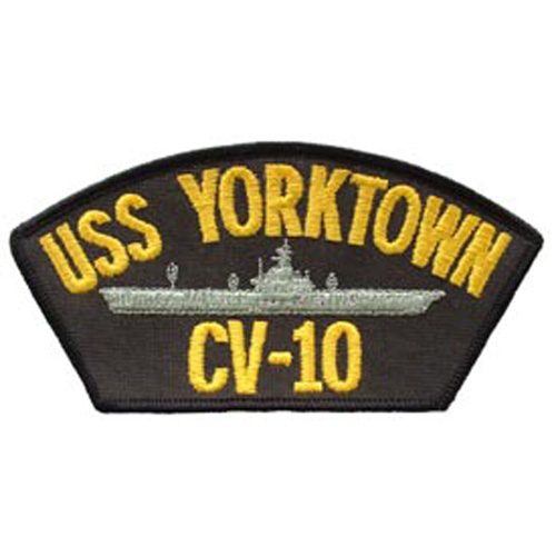Patch-Usn Uss Yorktown