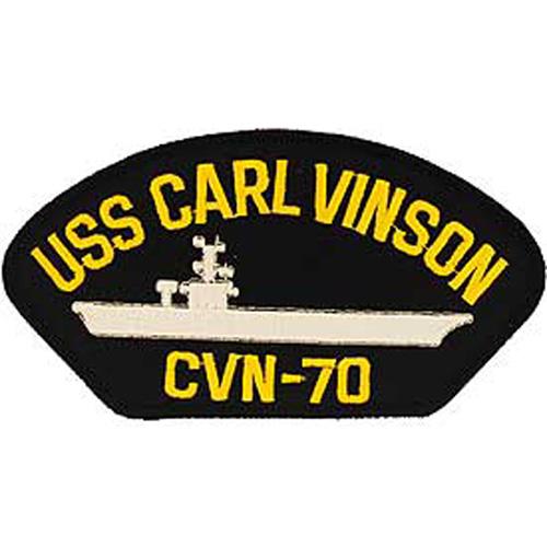Patch-Usn Uss Carl Vinson