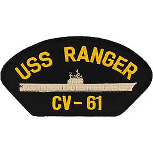 Patch-Usn Uss Ranger