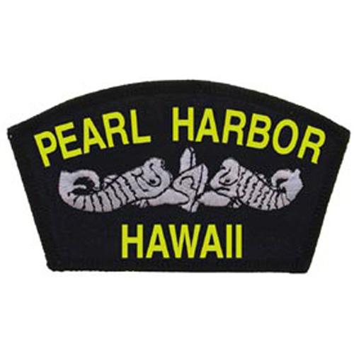Patch-Usn Uss Pearl Harb.