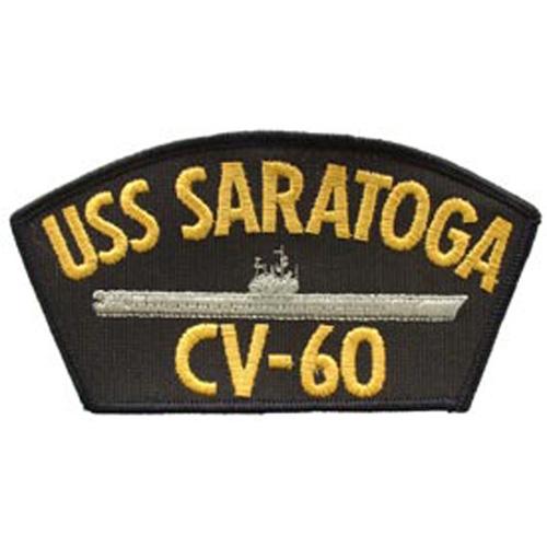 Patch-Usn Uss Saratoga