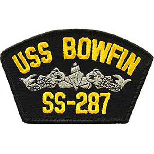 Patch-Usn Uss Bowfin