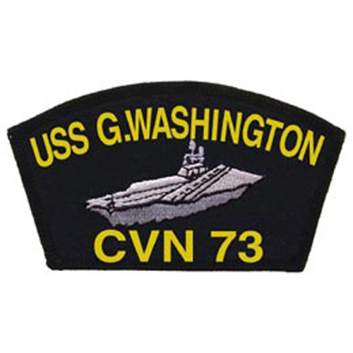 Patch-Usn Uss Washington