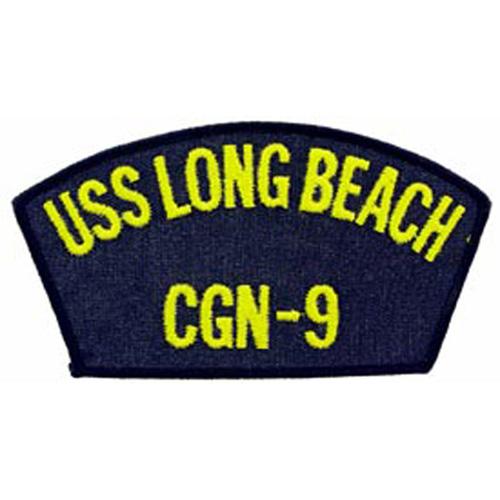 Patch-Usn Uss Long Beach