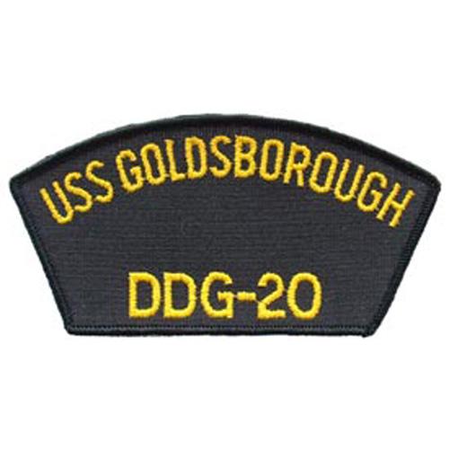 Patch-Usn Uss Goldsboro