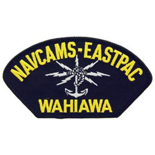 Patch-Usn Uss Navcams-Ep