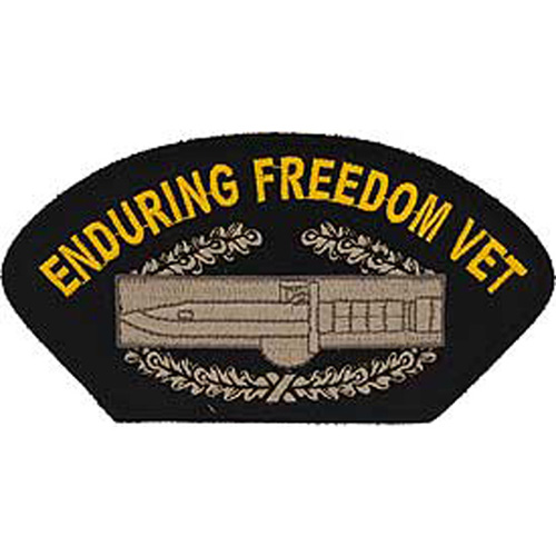 Patch-Enduring Freed.Hat