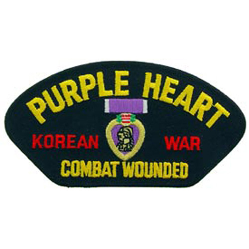 Patch-Korea Hat Purple Ht