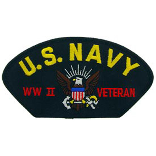 Patch-Wwii Hat Usn Vet