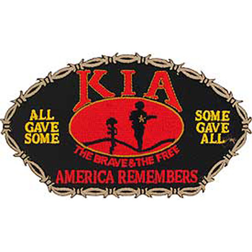 Patch-Kia Hat Some Gave