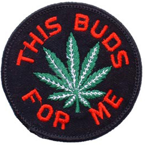 Patch-This Buds For Me