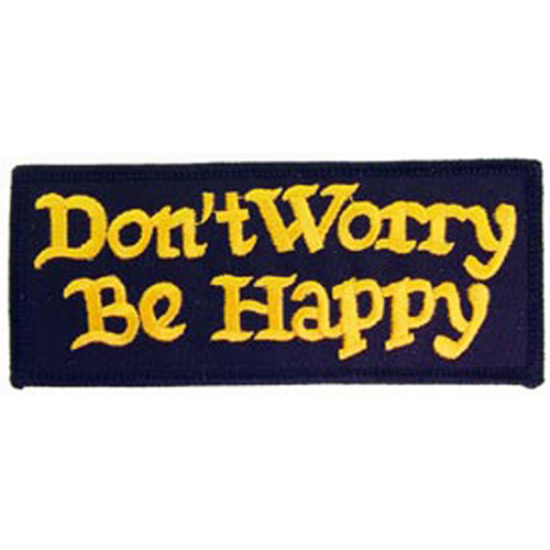 Patch-Dont Worry Be H