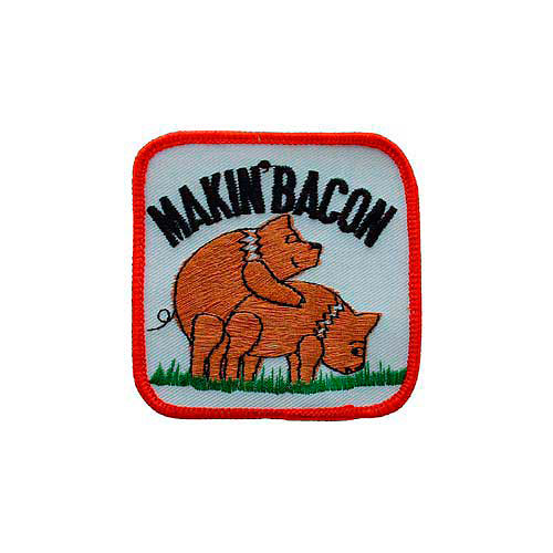 Patch-Makin Bacon