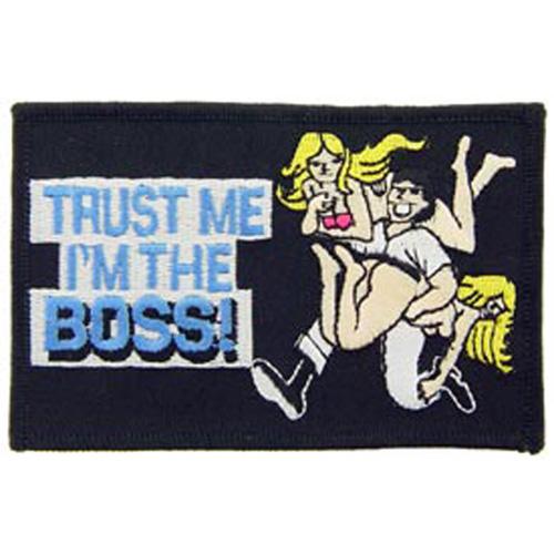 Patch-Trust Me Boss