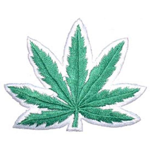 Patch-Pot Leaf