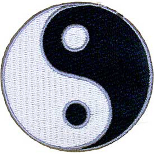 Patch-Sign Ying Yang
