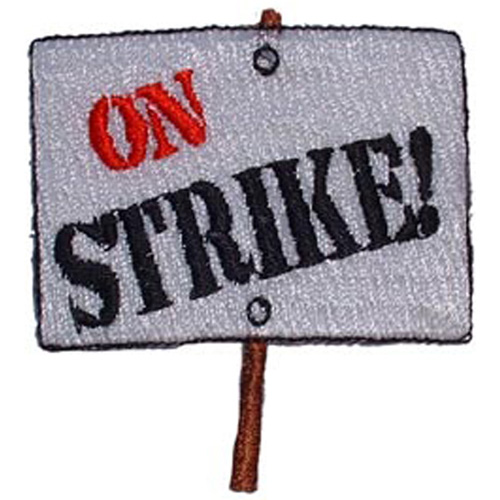Patch-On Strike