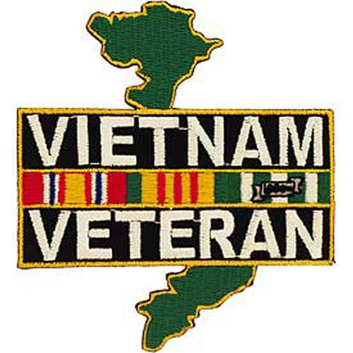 Patch-Vietnam Veteran Svc