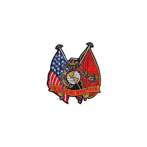 Patch USMC These Colors N