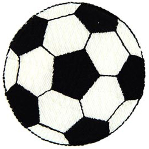 Patch-Soccer Ball