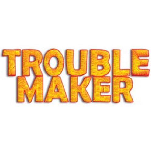 Patch-Trouble Maker