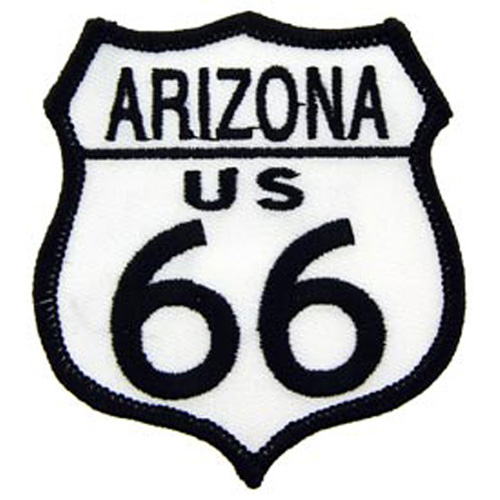 Patch-Route 66 Az