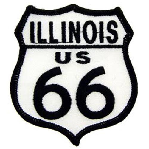 Patch-Route 66 Il