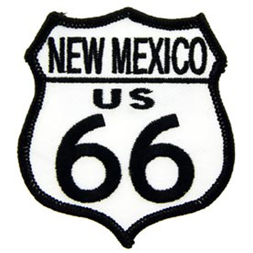 Patch-Route 66 Nm