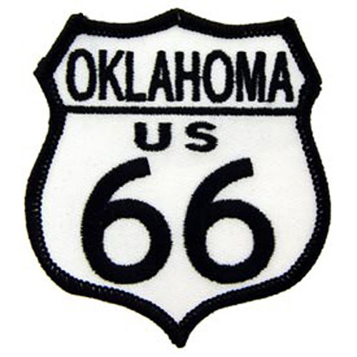 Patch-Route 66 Ok