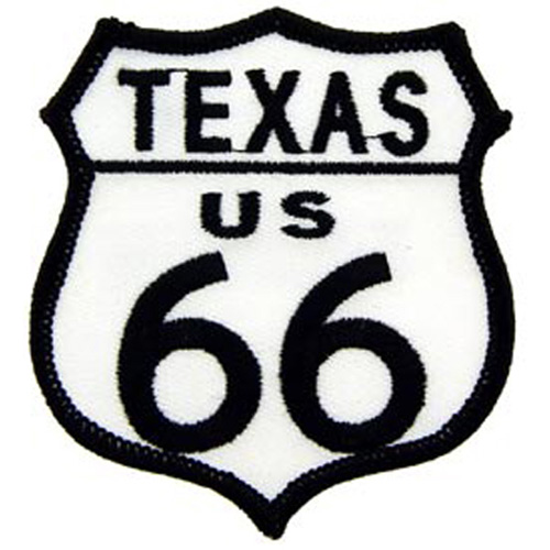 Patch-Route 66 Tx