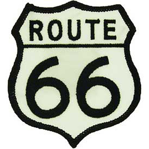 Patch-Route 66