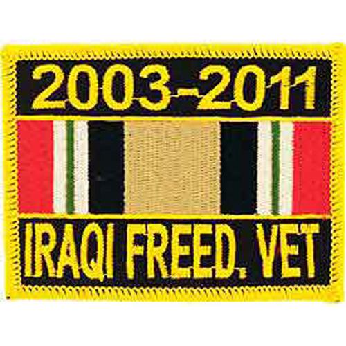 Patch-Iraqi Freed.Ribbon
