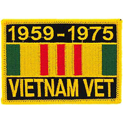 Patch-Vietnam Svc Ribb.