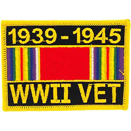 Patch-Wwii Svc Ribb.