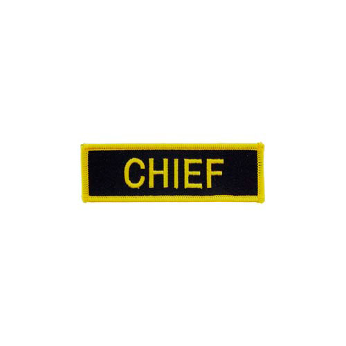 Patch-Fire Tab Chief