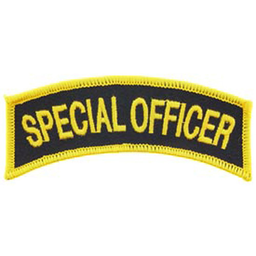 Patch-Tab Special Officer