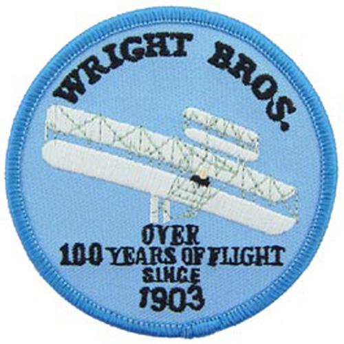 Patch-Usaf Wright Bros.