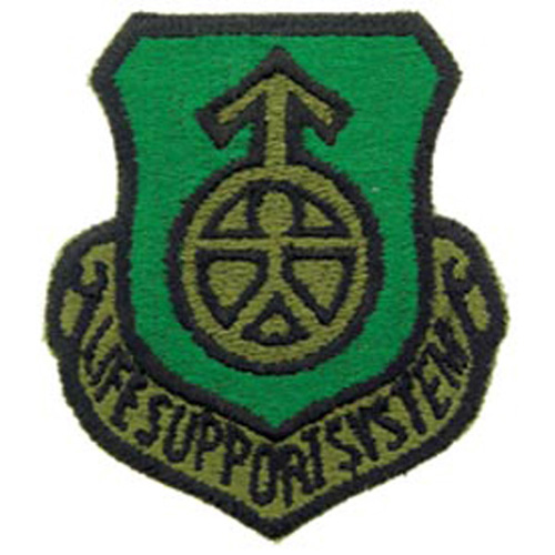Patch-Usaf Life Suppt.Sys